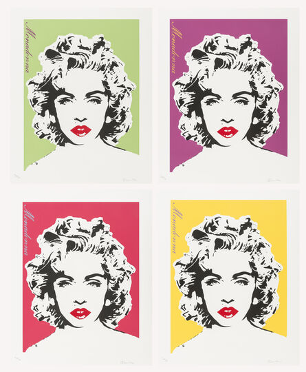 Bambi, 'Madonna (the set of four in varying colourways)', 2013