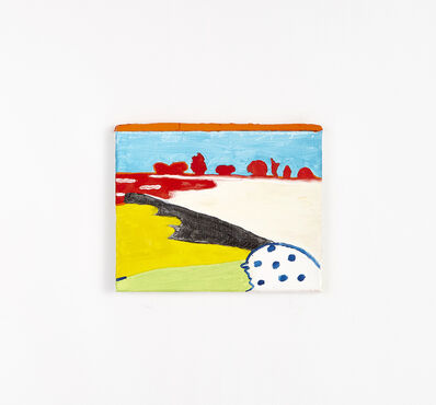 Bruno Dunley, 'Indian Wells Beach I', 2016