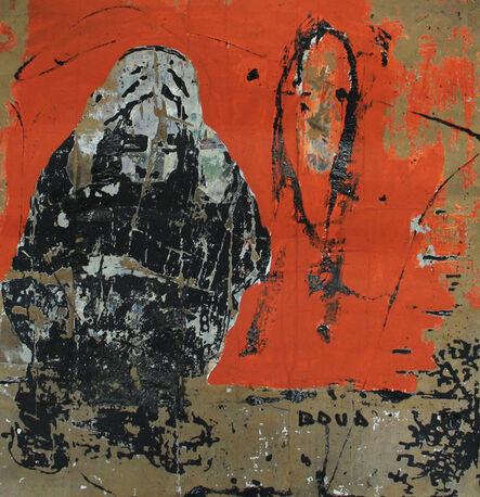 Armand Boua, 'Les Shèguès de Djamtala 4', 2017