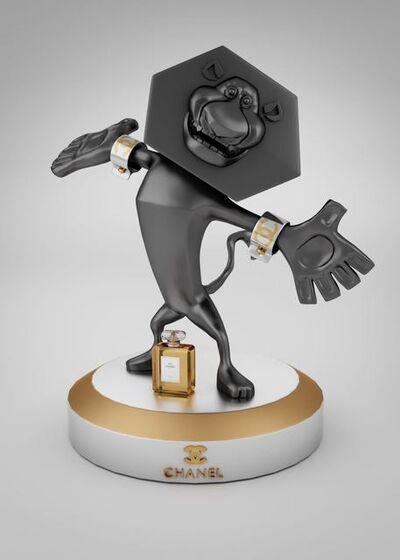 GEORGE PANOSSIAN, 'Lion Chanel', 2020