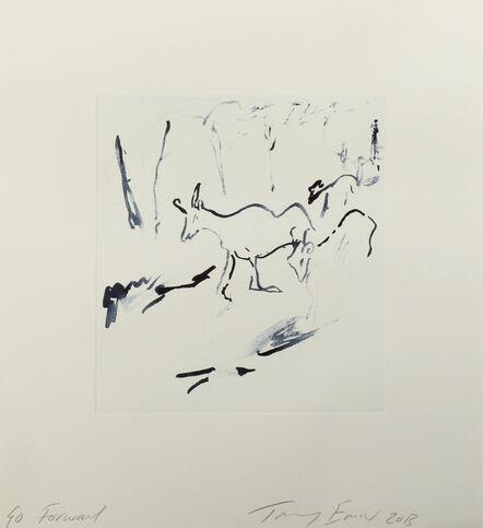 Tracey Emin, 'Go Forward', 2013