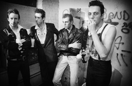 Michael Grecco, 'The Clash, New York, NY', 1981