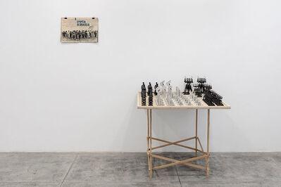 Bruno Faria, 'Candangos', 2016
