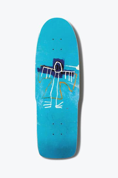 Jean-Michel Basquiat, 'Basquiat Angel Skateboard Deck (Basquiat skate deck)', 2018