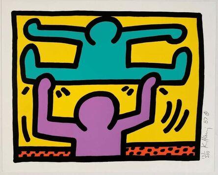 Keith Haring, 'Pop Shop', 1987