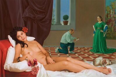 E2 - KLEINVELD & JULIEN, 'Ode to Titian's Venus of Urbino', 2011