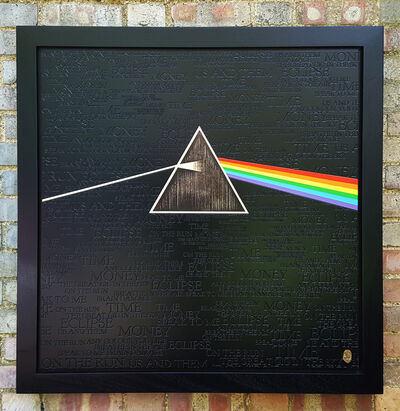 Rob Bishop, 'The Dark Side of the Moon', 2018