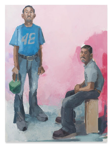 John Sonsini, 'Deni & Francisco', 2015