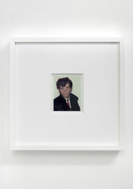 Andy Warhol, 'Robert Mapplethorpe', 1983