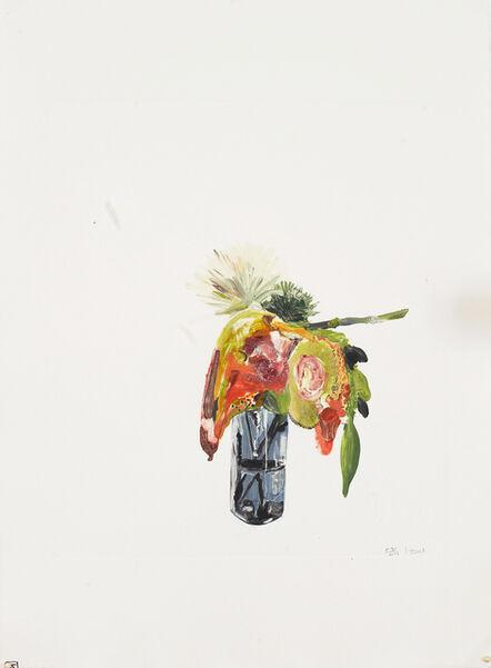 Santi Moix, 'Flowers for Watanabe 34', 2017