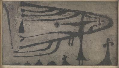 Geoffrey Clarke, 'Solitary', 1950