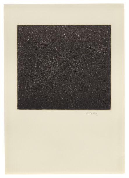 Vija Celmins, 'Night Sky', 1997
