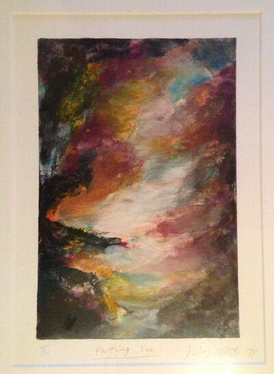 Jules Olitski, 'Parting Sea IV'