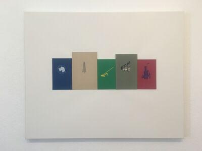 Peter Wüthrich, 'Shortstories', 2016
