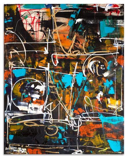 Zes, 'Untitled 12', 2015