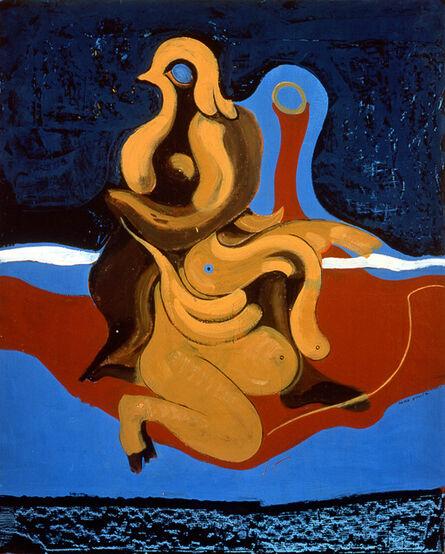 Max Ernst, 'Monument aux oiseaux', 1927