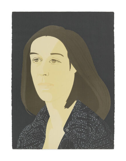 Alex Katz, 'Ada Four Times #3', 1979-1980