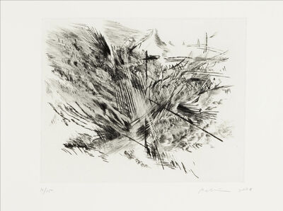 Julie Mehretu, 'Untitled 1 (Amulets) ', 2008