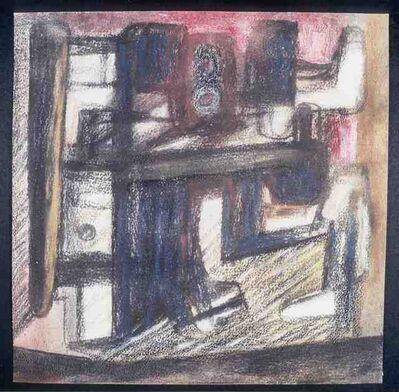 Henry Moore, 'Interior', 1980