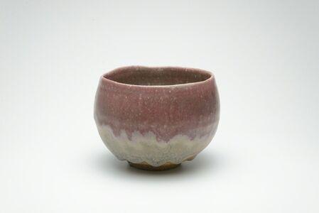 Shin Fujihira, 'Cinnabar Chawan', 1993