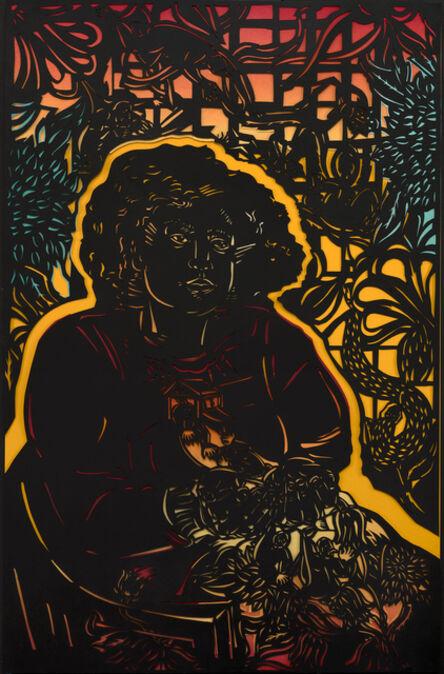 Barbara Earl Thomas, 'Holding Fire', 2020