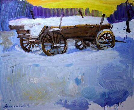 Oleksii Apollonov, 'Cart', 2012