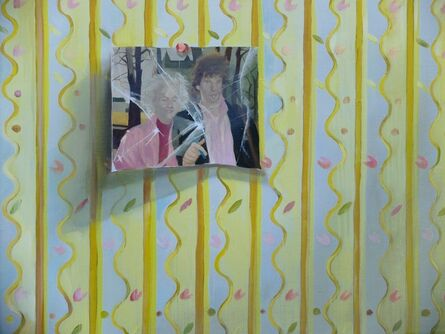 Grace O'Connor, 'Your pretty flowered bedroom', 2016