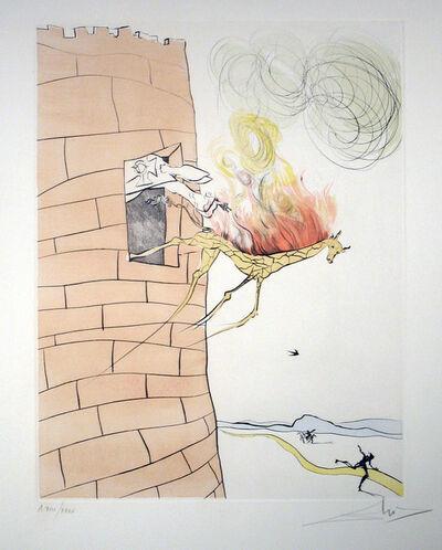 Salvador Dalí, 'The Grand Inquisitor Expels the Savior', 1974