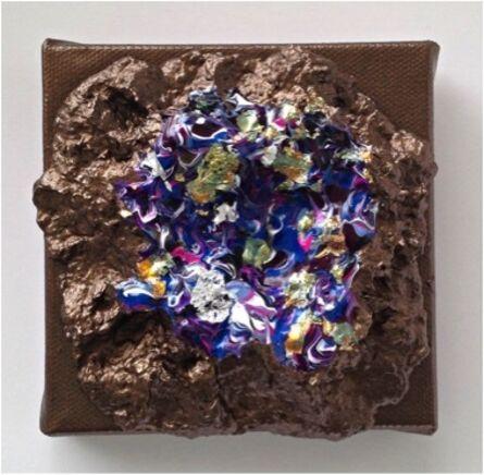 Mary J. Saran, 'Plaster Color Mass #6'