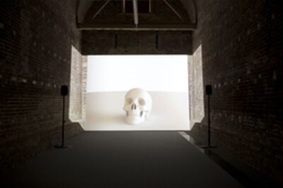 Ed Atkins, 'Installation view, Serpentine Sackler Gallery, London', 2014