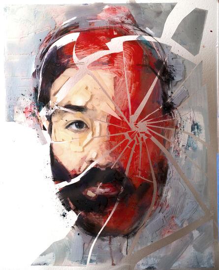 Justin Hopkins, 'No New Wave (Self-Mutilation)', 2015