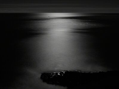 Jon Wyatt, 'East Nash Buoy, Witches Point, South Wales', 2011