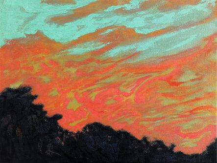 Cheng Chung-chuan, 'Declining Sun', 2011