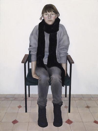 Yih-Han Wu, 'Saskia', 2011