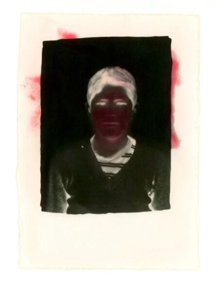 Milagros de la Torre, 'Under the black sun (Boy)', 1991-1993 (Vintage Print | Copia de época)