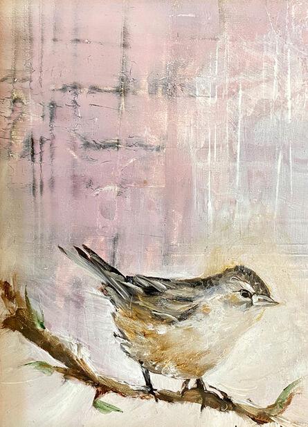 Jenna Von Benedikt, 'Pink Sparrow', 2020
