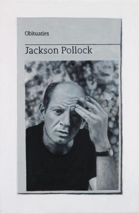 Hugh Mendes, 'Obituary: Jackson Pollock', 2017
