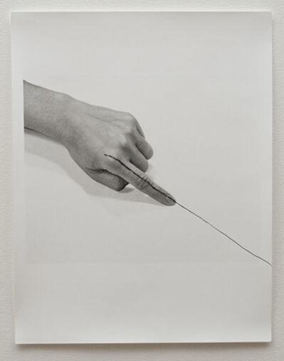Liliana Porter, 'Untitled (line)', 1973