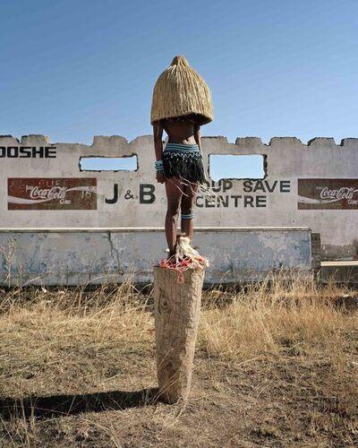 Namsa Leuba, 'Ancestors, from the series Zulu Kids ', 2014