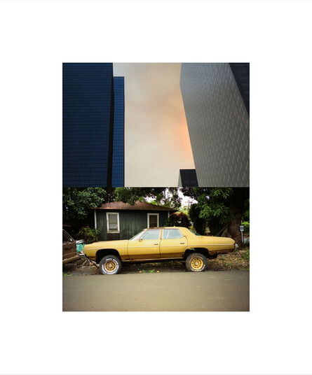 Jory Hull, 'Twin Infinitive 10776', 2012