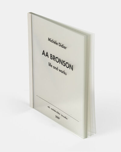 AA Bronson, 'life and works', 2009