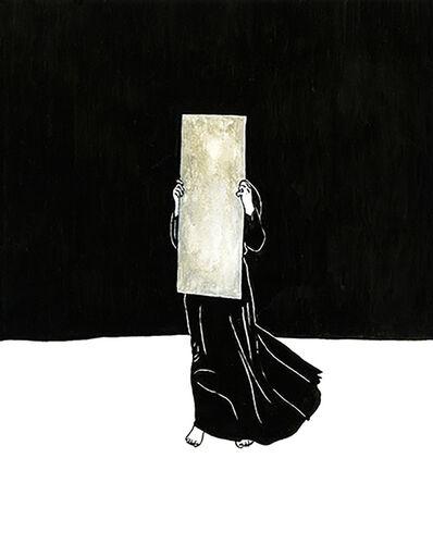 """Catalina Jaramillo, ' Serie """"Las Tapadas""""', 2014"""