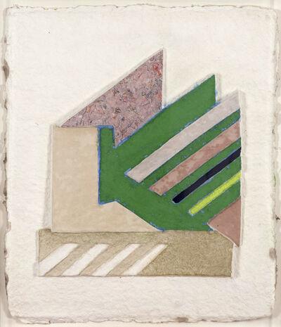 Frank Stella, 'Grodno', 1975