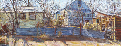 Ron Arthaud, 'Early Spring'