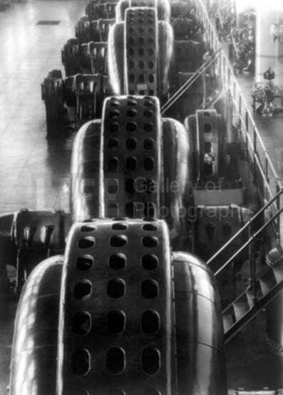 Margaret Bourke-White, 'Niagara Falls Power Co.', 1928