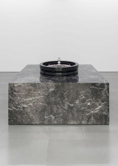 Piero Golia, 'Still Life (Rotating Device)', 2019