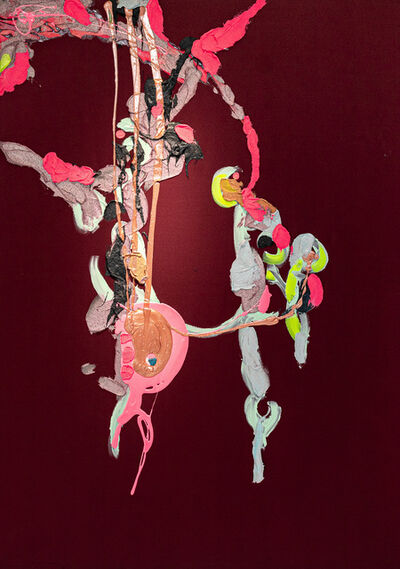 Cole James, 'Burgundy Fruit', 2010