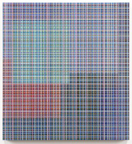 Marco Casentini, 'Urban Landscape Revisited 2', 2020