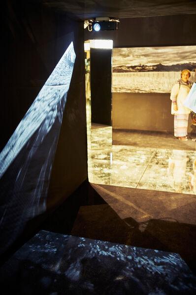 Rusudan Khizanishvili, 'Crawling Border (Installation view)', 2015