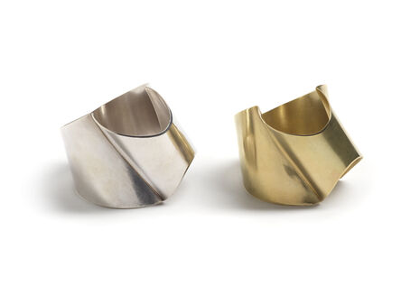 Gijs Bakker, 'bracelets Shot 6', 1998